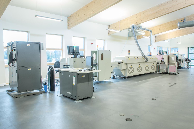 PCB Assembly Facility