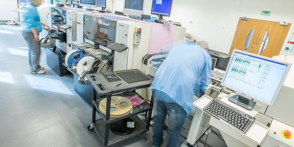Makar Technologies SMT Line