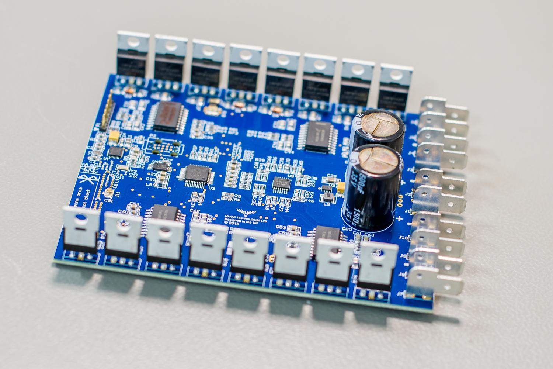 Makar Technologies Motor Controller