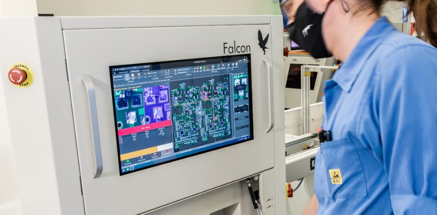 AOI Automated Optical Inspection