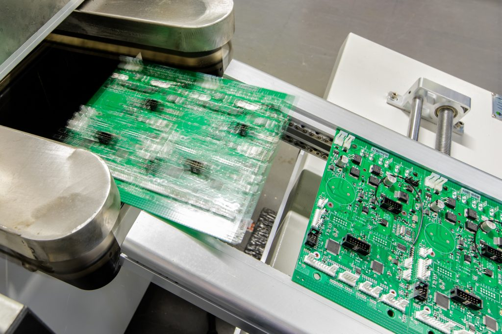 Wave Soldered PCB Assemblies