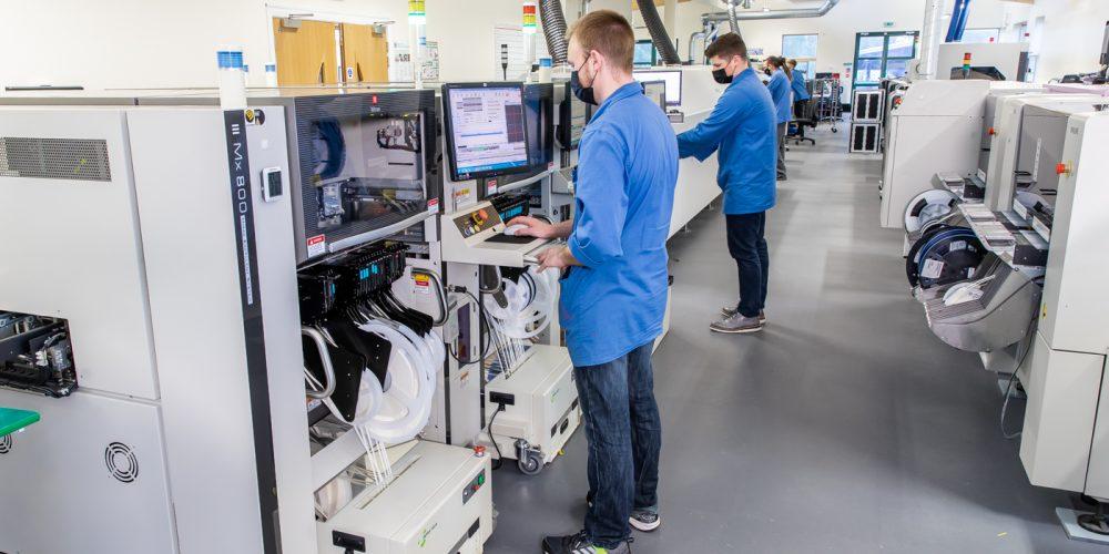Advanced SMT Equipment